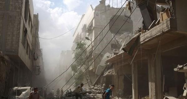 ▲ 터키와 러시아간 밀착 관계의 단초는 시리아 내전에서 촉발되었다.